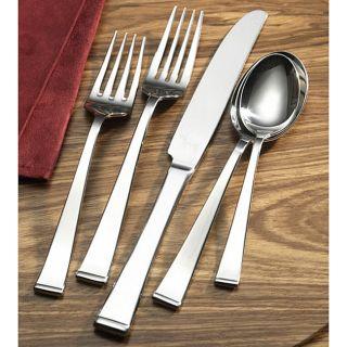 Georgetown Mirror 18/10 Stainless Steel 65 piece Flatware Set