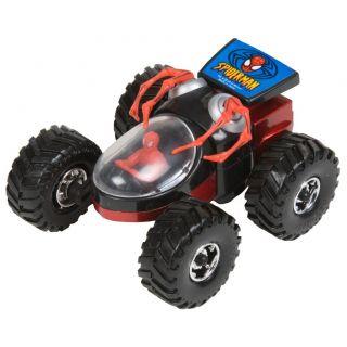 Marvel Regener8r 164 Scale Spiderman Cruiser Toy Car