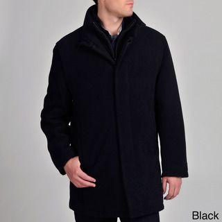 Alfani Mens Wool/Cashmere Blend Coat