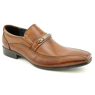Steve Madden Mens Harveyy Leather Dress Shoes (Size 8)