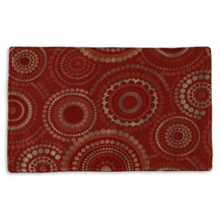 Mirage Salsa and Almond Placemats (Set of 4)