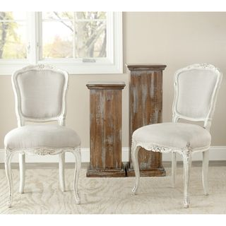 Provence Antiqued French Side Chairs (Set of 2)