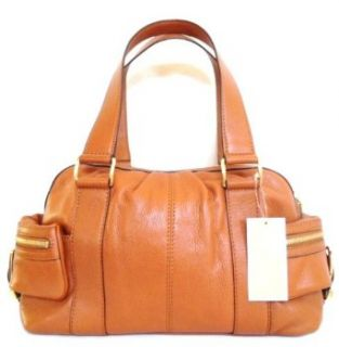 MICHAEL Michael Kors Harrison Large Leather Satchel Bag