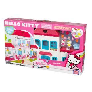 Mega Bloks Hello Kitty   Set de casa de juguete