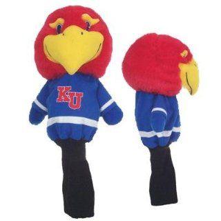 University of Kansas Jayhawks Golf Mascot Headcover by