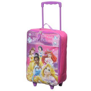 Disney Princess Rolling Carry On Upright