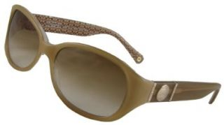 Coach Sunglasses, Anna S439, Caramel Frame/ Light Brown Lenses Shoes