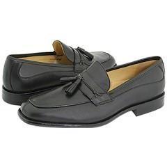 Dockers Goal Black Polished Full Grain Loafers