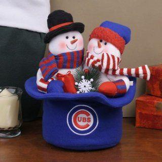 Chicago Cubs Snowmen Top Hat