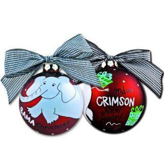 Alabama Crimson Tide We Wish You A Bama Christmas