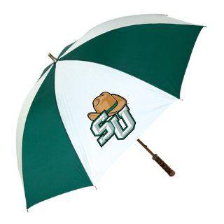 Stetson Forest Green/White Umbrella, SU w/ Hat Sports