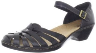 Clarks Womens Wendy Land Flat Shoes