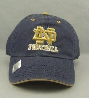 Notre Dame Fighting Irish Adult Adjustable Hat Sports