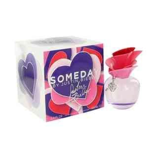 Justin Bieber Someday Womens 3.4 ounce Eau de Parfum Spray