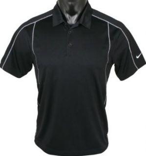 NIKE Boys Dri FI iger Woods Blocked Golf Polo Shir