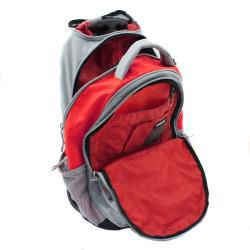Wenger Swiss Gear Red 18 inch Rolling Carry On Backpack