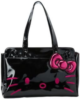 Hello Kitty Santb0618 Shoulder Bag,Black,One Size