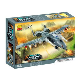 Fun Blocks Sonic Fighter Jet Brick Set