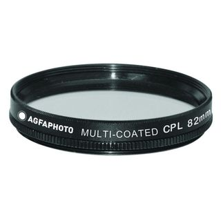 Agfa 82mm Digital Multi Coated Circular Polarizing (CPL) Filter