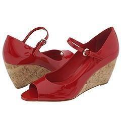 Franco Sarto Fashion Lipstick Patent Pumps/Heels