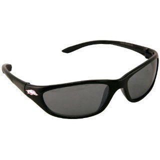 Arkansas Razorbacks Black Team Logo Sunglasses Sports