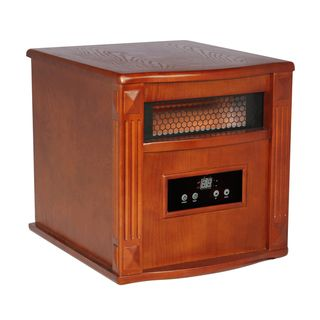 Tuscany Walnut ACW Portable Heater