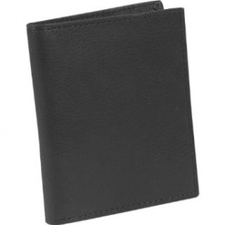 Rolfs Credit Card Envoy Flip Fold Wallet Black Clothing