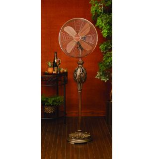 Deco Breeze DBF0278 Elizabeth 55 inch Floor Fan