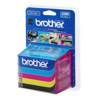 Brother LC900VALBP   Achat / Vente CARTOUCHE IMPRIMANTE Brother