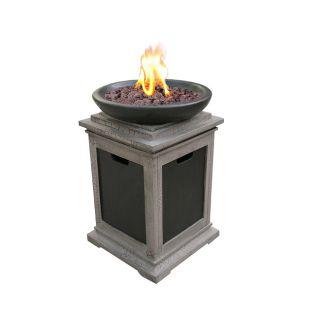 Ravenswood Envirostone 20 pound Outdoor Gas Fire Bowl