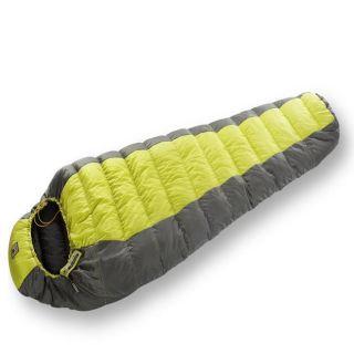 Mountainsmith Sunlight +20 degree Citron Green Mummy Sleeping Bag