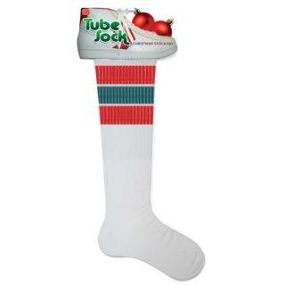 Tube Sock Christmas Stocking