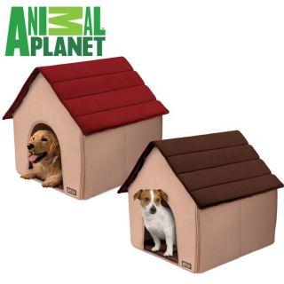 Animal Planet Fold & Go 3 piece Soft Foam Portable Pet House Today $
