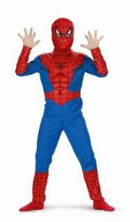 Child Spiderman Costume Standard Spiderman Costume Child