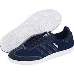 Adidas Originals Mens Samba Denim New Navy/ White Athletic Shoes
