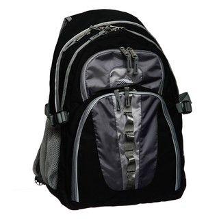 High Sierra Black/Charcoal/Ash Kicker Backpack