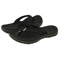 Rafters Lynx Black Sandals (Size 7)