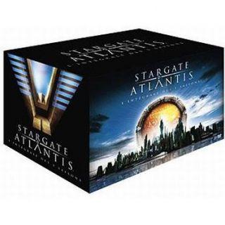Stargate Atlantis   LIntégen DVD SERIE TV pas cher