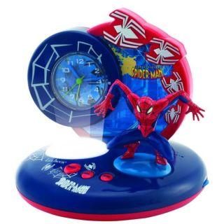 Lexibook Radio Réveil Spider Man   Achat / Vente HOME CINEMA Lexibook
