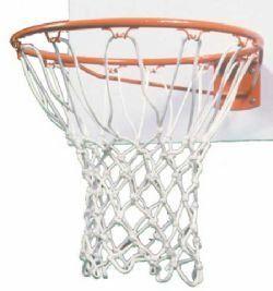 Adams Anti Whip Heavy Duty Solid Nylon Basketball Net (250