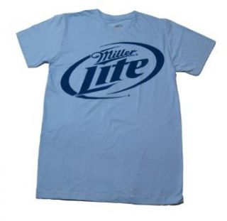 Officially Licensed Miller Lite Vintage Beer T Shirt