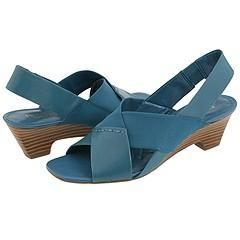 Franco Sarto Raleigh Blue Gaucho Sandals