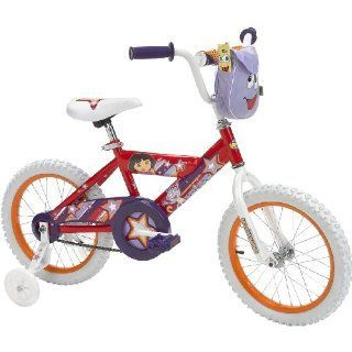 Huffy Girls Dora 16 Inch Bike Sports & Outdoors