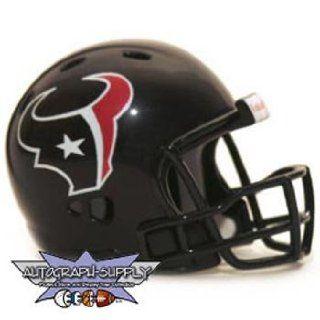 Houston Texans NFL Riddell Pocket Pro Revolution Helmet