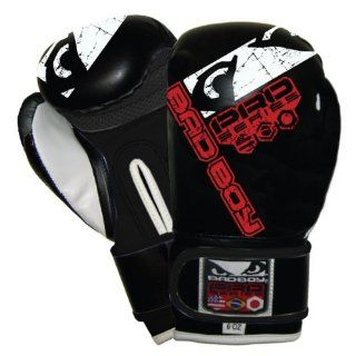 BAD BOY KIDS LEATHER BOXING GLOVES 8 OUNCE MMA Sports