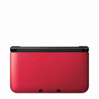 CONSOLE 3DS XL ROUGE + NOIR   Achat / Vente DS CONSOLE 3DS XL ROUGE