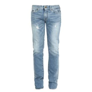 GUESS Jean Brit Rocker Homme Stone used   Achat / Vente JEANS GUESS