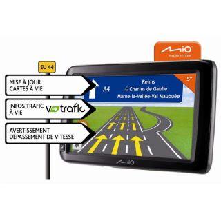 GPS Mio Spirit 685 Europe 44 CAV   Achat / Vente GPS AUTONOME GPS Mio