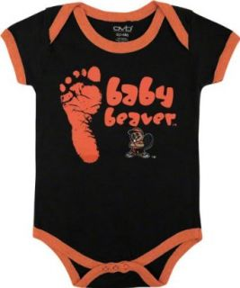 Oregon State Beavers Infant Black Construction Site