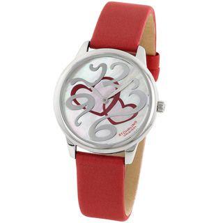 Stuhrling Original Womens Daphne Heart Swiss Quartz Watch